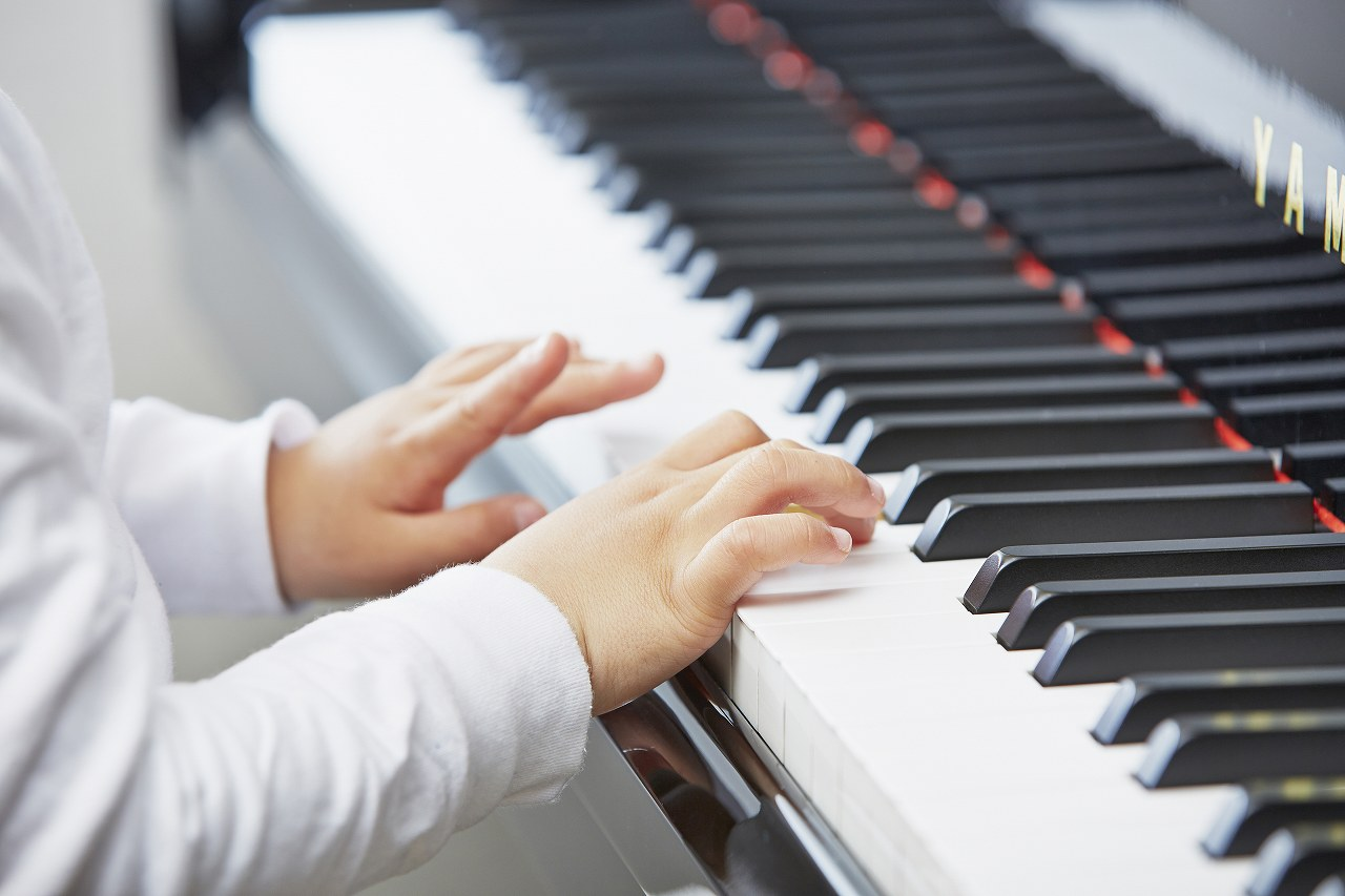 お子様の音楽教室
