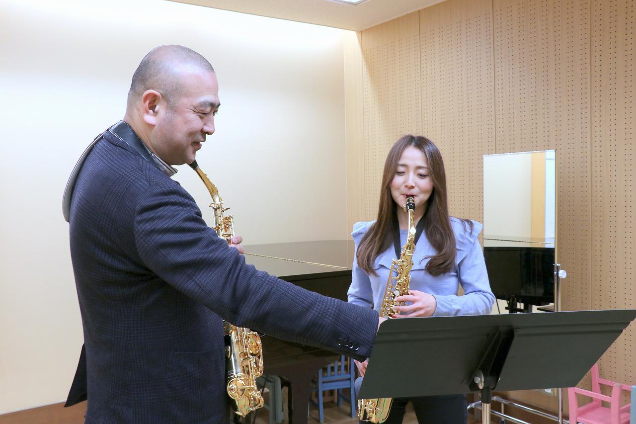 管・打楽器科