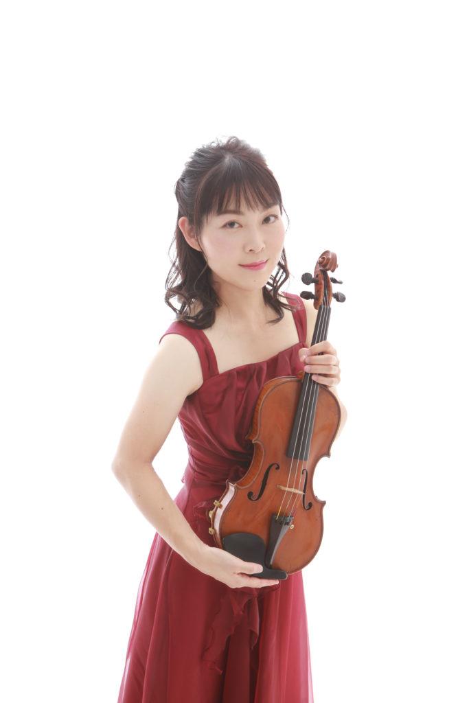 横山 玲奈 バイオリン