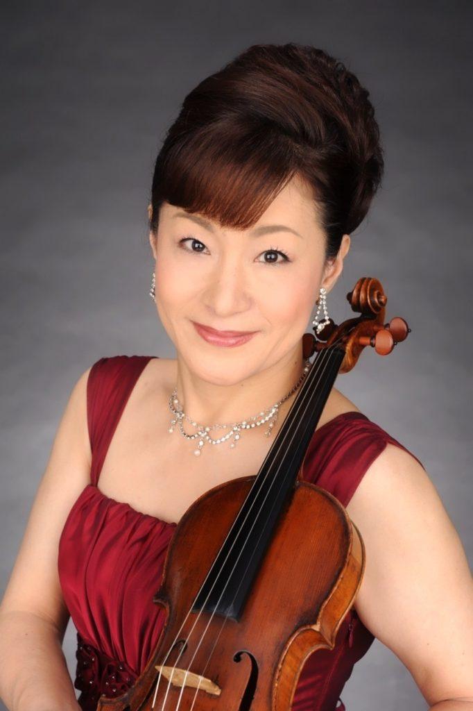 バイオリン 横山 玲奈 悲しみのイタリアに響く 希望のアベ・マリア